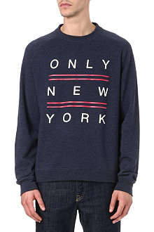 ONLY NY Double line NY sweatshirt