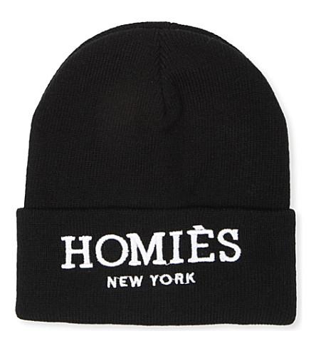 REASON Reason homies beanie hat (Black