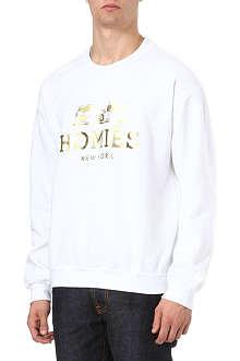 REASON Metallic Homies sweatshirt