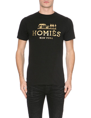 REASON Homiés cotton-jersey t-shirt
