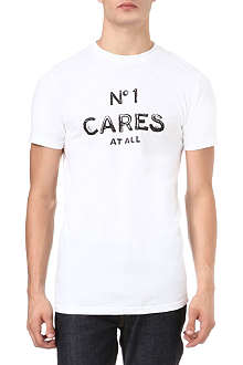 REASON No.1 Cares At All t-shirt