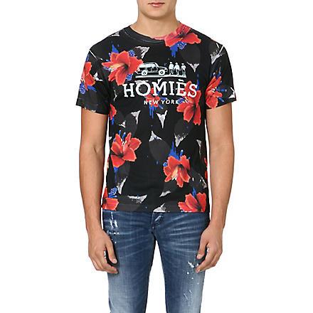 REASON Homies t-shirt (Black
