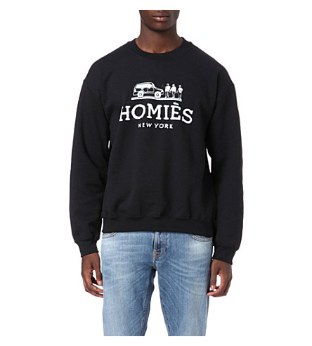REASON Homies sweatshirt (Black