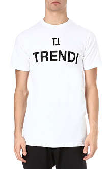 REASON Trendi cotton-jersey t-shirt