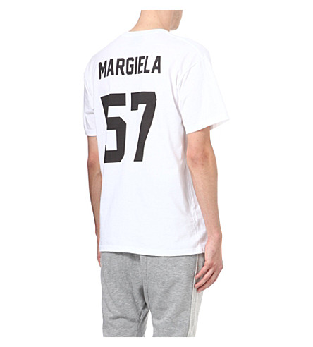 LES (ART)ISTS Margiela 57 t-shirt (White