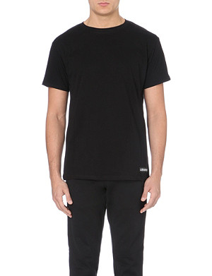 LES (ART)ISTS Rick Owens 62 cotton-jersey t-shirt