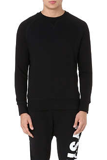 ELEVEN PARIS Fitted cotton-blend jumper