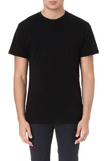 ELEVEN PARIS Fitted cotton t-shirt