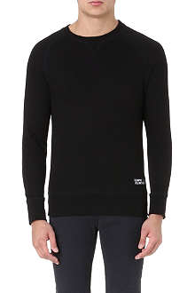 ELEVEN PARIS Fitted cotton jumper