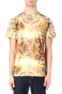 ELEVEN PARIS Jesus printed t-shirt