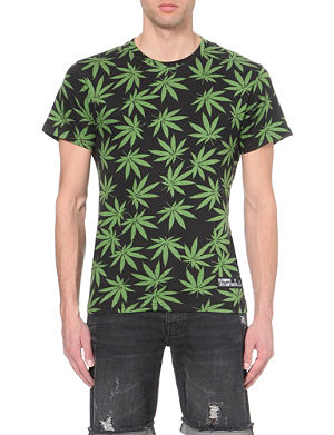 ELEVEN PARIS Wiz Khalifa printed t-shirt