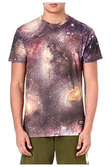 ELEVEN PARIS Space-print t-shirt