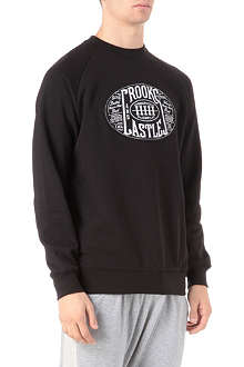 CROOKS AND CASTLES Notorious crew-neck sweatshirt