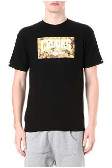 CROOKS AND CASTLES Coin graphic t-shirt