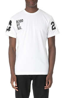 HOOD BY AIR Been Trill classic t-shirt