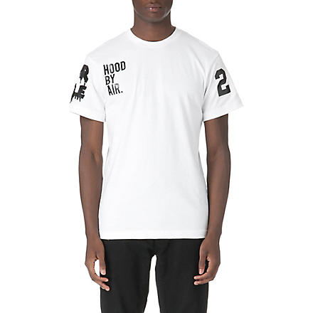 HOOD BY AIR Been Trill classic t-shirt (White