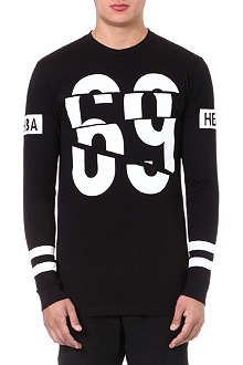 HOOD BY AIR 69 long-sleeved top