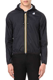 K-WAY Jacques waterproof jacket