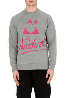 THE HUNDREDS Heavy Life sweatshirt