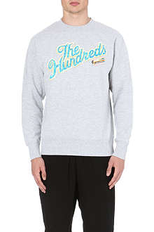 THE HUNDREDS Poolside sweatshirt