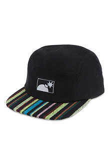THE HUNDREDS Woven visor cap