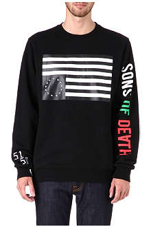 BLACK SCALE Rebel 5150 sweatshirt