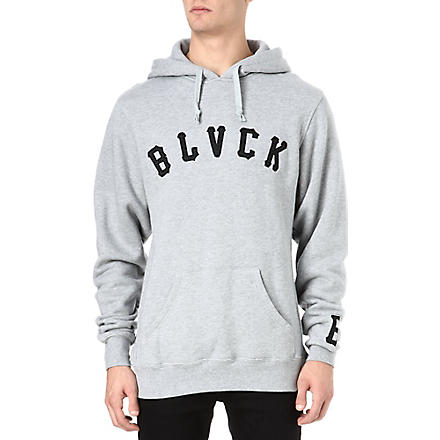 BLACK SCALE Winter League hoody (Grey