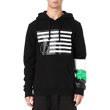 BLACK SCALE Combat Rebellion hoody (Black