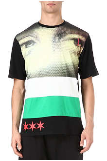 BLACK SCALE Visione t-shirt
