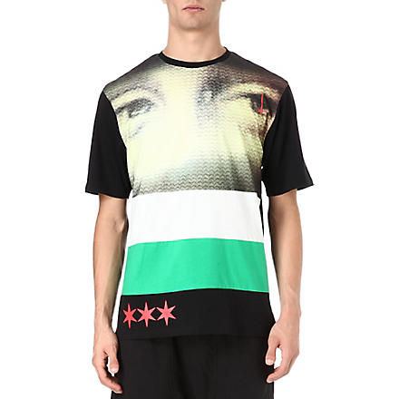 BLACK SCALE Visione t-shirt (Black