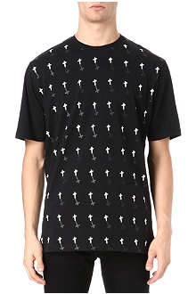 BLACK SCALE Field of Dreams t-shirt