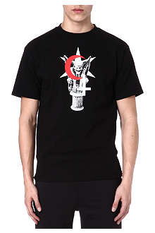 BLACK SCALE Watch what I say t-shirt