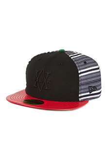 BLACK SCALE Six Degrees fitted cap