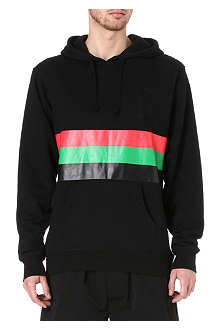 BLACK SCALE Abstract hoody