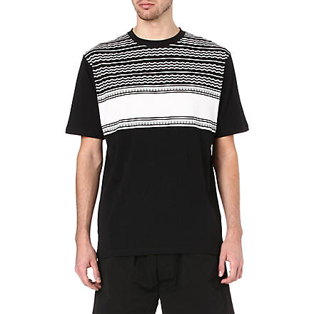 BLACK SCALE Hellday t-shirt (Black