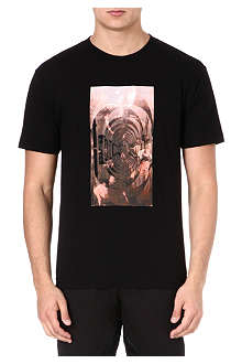 BLACK SCALE Fallen Angel t-shirt