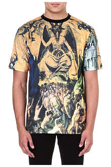 BLACK SCALE Apocalypse t-shirt