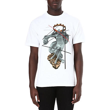 BLACK SCALE Ascension t-shirt (White
