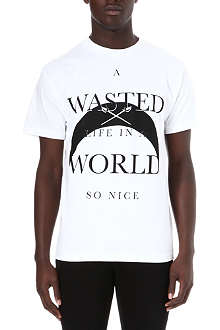 BLACK SCALE A Wasted Life t-shirt
