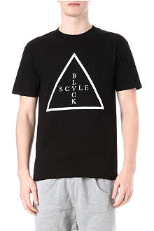 BLACK SCALE Addition t-shirt
