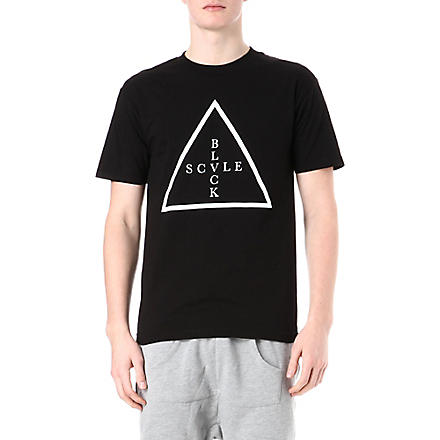BLACK SCALE Addition t-shirt (Black