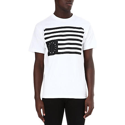 BLACK SCALE Original Reef t-shirt (White