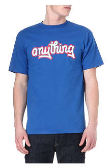 ANYTHING Scripty t-shirt