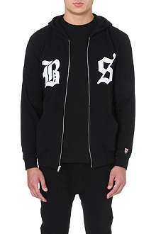 UNDEFEATED BS zip-up hoody