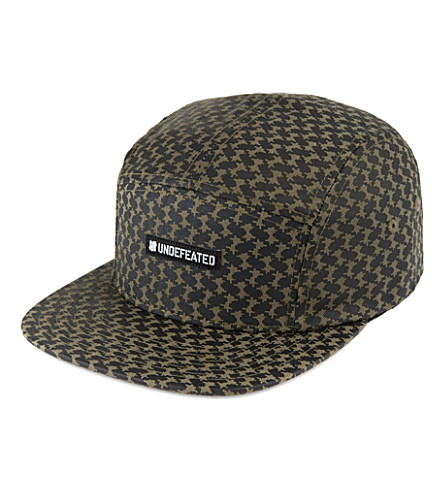 UNDEFEATED Shemagh Camp cap (Olive