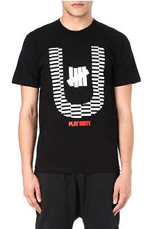UNDEFEATED U-dazzle t-shirt