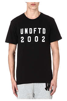 UNDEFEATED UNDFTD 2002 t-shirt