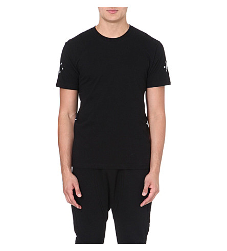 UNDEFEATED 5 Star cotton t-shirt (Black
