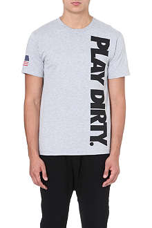 UNDEFEATED Play Dirty cotton t-shirt