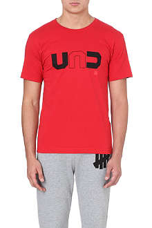 UNDEFEATED Logo-print cotton t-shirt